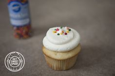 Vanilla Bean Cupcakes with Vanilla Cream Cheese Frosting