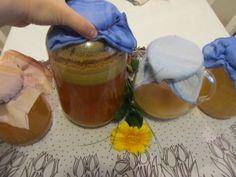 Výroba domácího jablečného octa