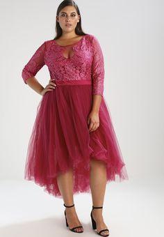 52743ce695 ... Piękna sukienka balowa z koronkową górą  suskienka  sukienki  moda   fashion  dresses  vestidos  kleider  abendkleider  plus  size  plusszie   wieczorowa ...