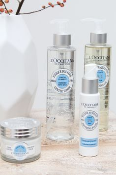 Beauty: L'OCCITANE Face Care
