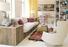 Contemporary (Modern, Retro) Living & Family Room by Commune