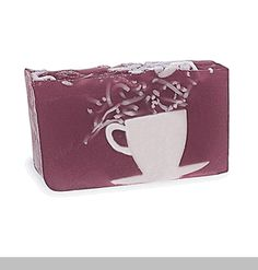 """Raspberry Mocha - Relax with a """"cup"""" of coffee in your tub. A hint of raspberry swirls through this mocha fragranced swirl."""