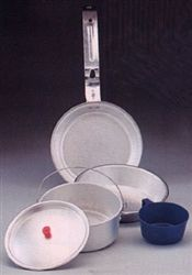 DELUXE 5-PIECE #MESS KIT