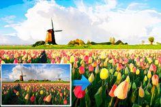 40 Photo effect photoshop tutorials