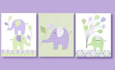 https://www.etsy.com/es/listing/159459057/elephant-nursery-wall-art-purple-and?ref=related-1