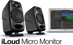 iLoud Micro Monitor  ultra-compact high quality reference studio monitors