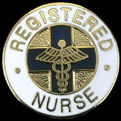 Prestige Medical Registered Nurse - RN Pin