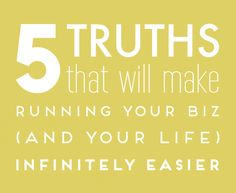 5 things that will make running your business easier