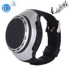 11.46 U6 Smart Wireless Bluetooth V3.0 + EDR Sport Music Watch Speaker 93c3928faf430