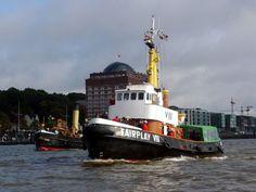 Hafenschlepper FAIRPLAY VIII