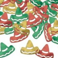 Sombrero Scatter Pieces $7.95 BE57816 Mexican Fiesta Party, Party Suppliers, Bowser, Party Themes, Bridal Shower, Balloons, Sombreros, French Haircut