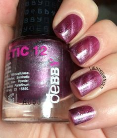Debby Magnetic 12 Leo #smalto #nailpolish