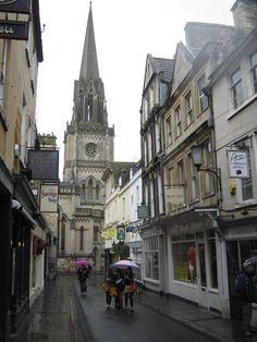 Bath, England, UK.... I will be here so soon!