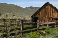 old and abandoned | ... Ideas : Taken In The Sierras A Rustic Old Abandoned Farm And Pasture
