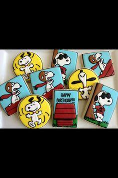 Galletas Snoopy