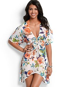 Hit the beach in style and elegance in Tommy Bahama sundresses or  beach cover ups. Come shop our one of a kind collection of womens beac attire.
