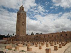 marrakech -mezquita