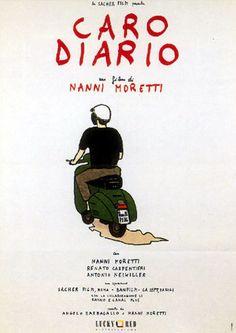 Caro diario (1993) – Nanni Moretti – Maurizio Ruben e Riccardo Fidenzi per Interno Zero