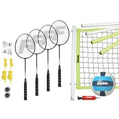 Franklin Sports Advanced Badminton/Volleyball Set Franklin http://www.amazon.com/dp/B00GRB6RHG/ref=cm_sw_r_pi_dp_Vzdqub065VFKP