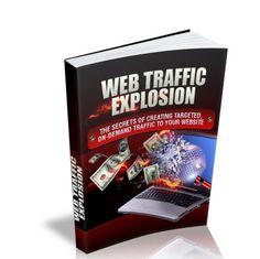 Web Traffic Explosion .