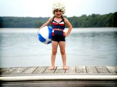 Grosgrain: Summer by the Lake Swimsuit GIVEAWAY!!!! CLOSED.