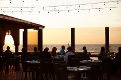 A little sunset happy hour can cure anything! Grab the girls and get out to #TheShores