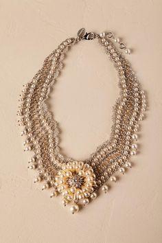 Versailles Collar from @BHLDN