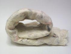 Woven blanket White handmade merino wool felt by feltbasic, $54.00
