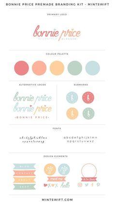 identité de marque colorée jaune orange vert bleu #identité #marque Site Web Design, Blog Website Design, Graphic Design Tips, Logo Design Inspiration, Color Palette Challenge, Branding Kit, Identity Design, Brand Identity, Design Elements