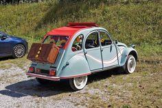 Citroën 2CV Spécial