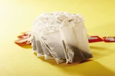 How to Stain Paper With Tea Bags