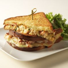 Easy Lobster Grilled Cheese
