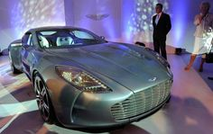 Top 10 Most Expensive Cars in the World 2012-2013  - Aston Martin ONE-77: http://www.toptentop.com/vehicles/top-10-most-expensive-cars-in-the-world-2012-2013/