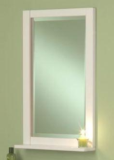 The Seaside vanity collection mirror | Sagehill Designs