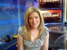 Kelly Cass, of The Weather Channel.