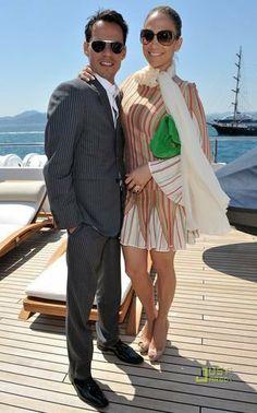 Jennifer Lopez | Los hombres en el Festival de Cine de Cannes 2010 (2º parte)