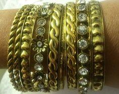 8 pulseiras boho