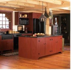 Center island?  Storage and table? Almost too good to be true. Yes we can do.