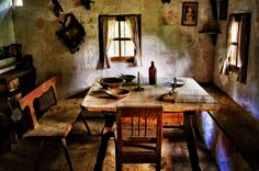 Old Farmer Room by Helmut Schneller on 500px