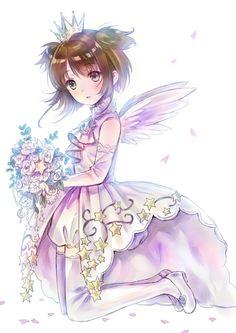 Sakura es como una princesa