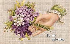 Victorian Valentine's Day