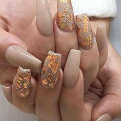 Nude Nails#Nailstagram