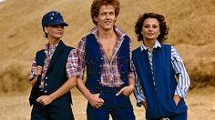 Jeans-Mode der DDR Anfang der 1980er-Jahre