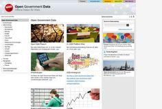 Auf Basis der Open Government Daten der Stadt Wien wurden bisher 29 Anwendungen entwickelt. Hier werden diese Apps und Visualisierungen vorgestellt.