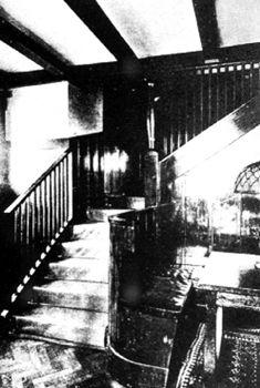 Loos - Haus Steiner Erdgeschoss
