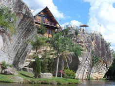 Cabaña de Ita Kuá - Fuente: Página Turismo Paraguay.com
