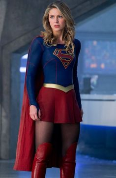 Melissa Benoist as Supergirl Melissa Benoit, Supergirl Superman, Supergirl And Flash, Blake Lovely, Melissa Supergirl, Melissa Marie Benoist, Kara Danvers Supergirl, Cinema Tv, Martian Manhunter