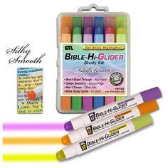 Bible Hi-Glider Study Kit