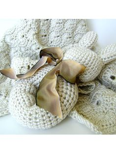 What's New - Crochet - Bunny Toy