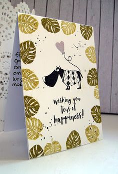 Scrapcolour: Wishing you tons of happiness!
